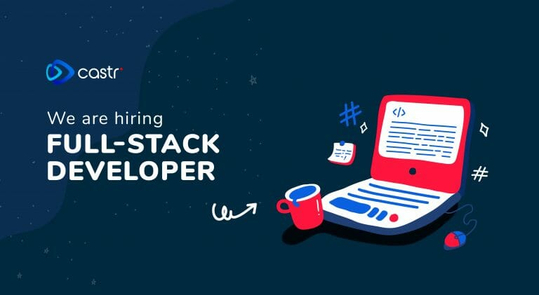 castr-job-fullstack-developer