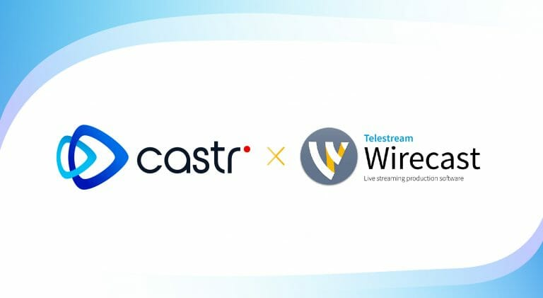 How to Connect Wirecast to Castr