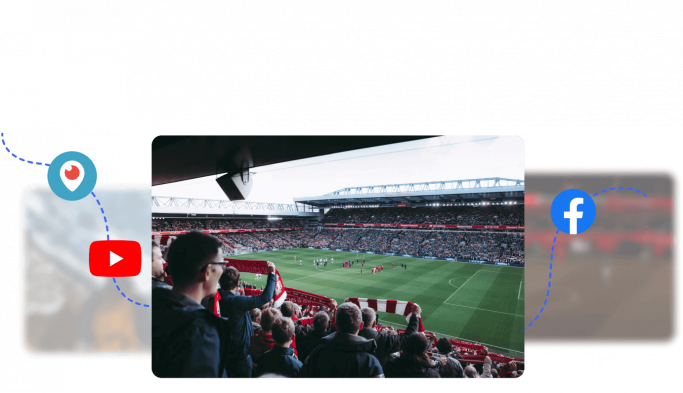 From large-to-small-scale sports games
